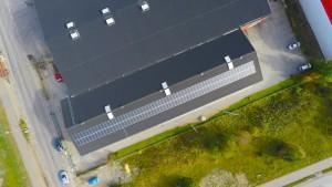 5 jordbro solpaneler